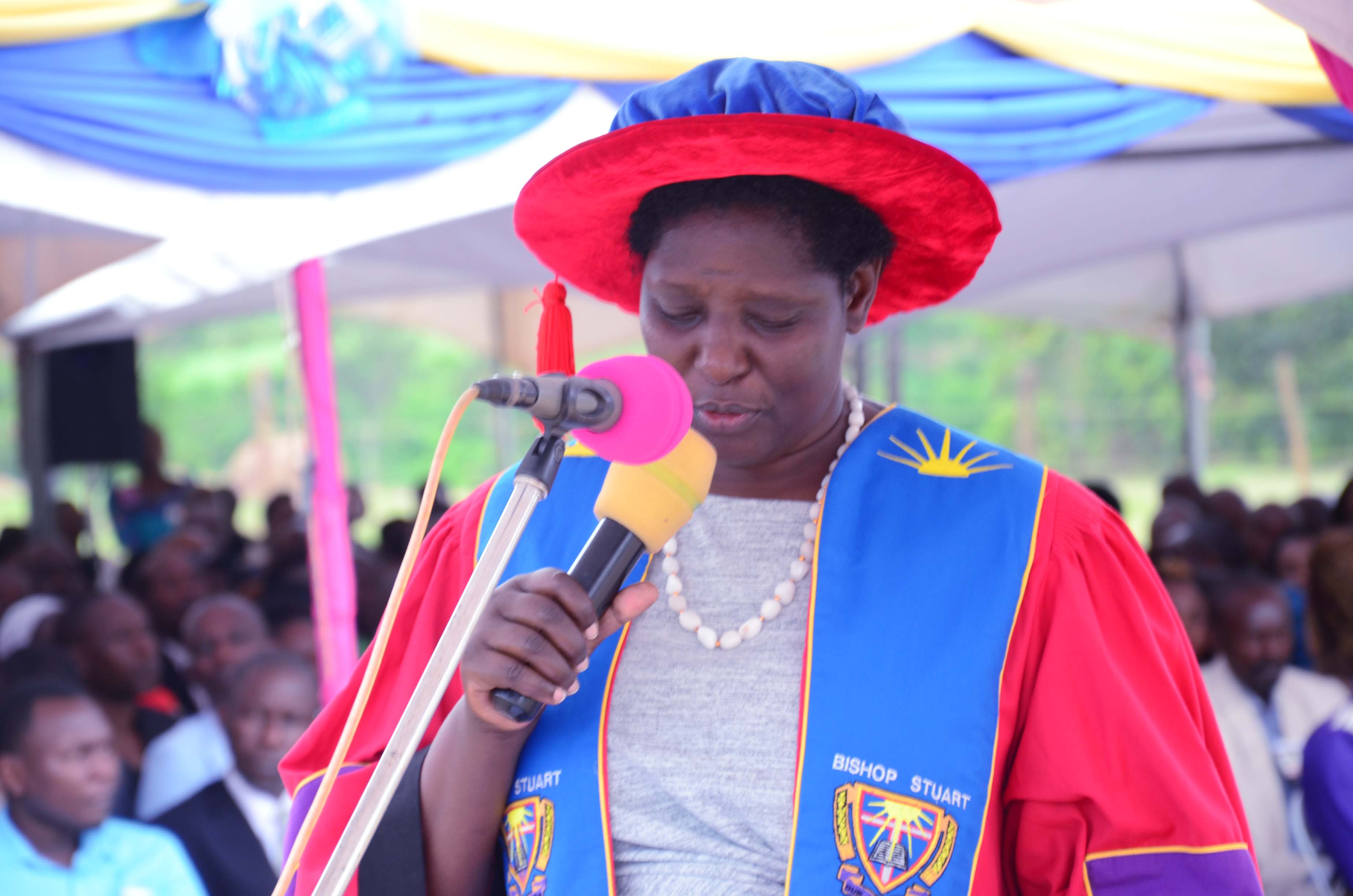 The Vice-Chancellor's speech on the 15th Graduation Ceremony
